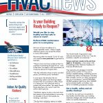 HVAC News – Volume 1 – Issue 2