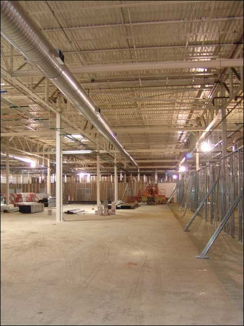 Commercial Air Conditioning and Heating Design Contractor